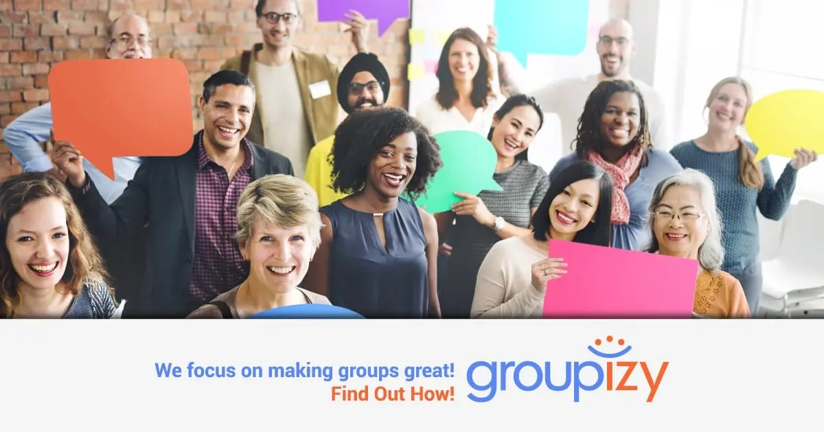 Groupizy is a web-based application to help groups, clubs, organizations etc do what groups of individuals with a shared interest do: communicate, schedule, organize and perform, and make decisions while also storing important artifacts such as documents and images. Groupizy makes groups easy. | https://groupizy.com/