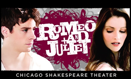 Romeo and Juliet, at the Chicago Shakespeare Theatre