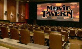 $6 for One Movie Ticket and Large Popcorn at Movie Tavern (Up to $15.00 Value)