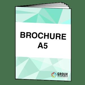 Brochures A5