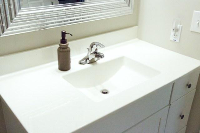 Original bathroom faucete