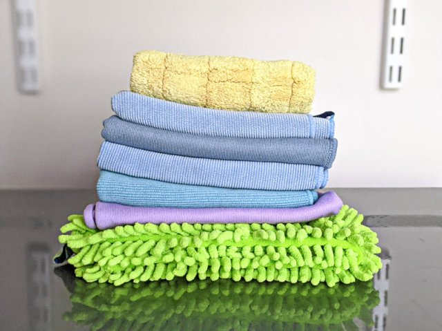 Norwex microfiber cleaning cloths