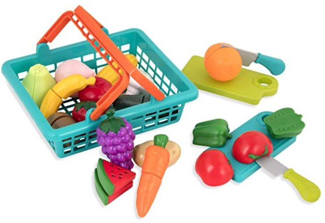 Amazon Toy Finds Play Food Cutting Board