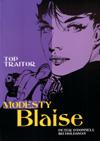 Modesty Blaise: Top Traitor