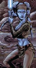 Star Wars: Clone Wars - Aayla Secura