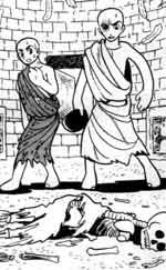 Buddha Volume 3: Devadatta - trials