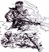 Charley's War - Charley Bourne