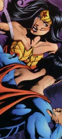 Superman: Sacrifice - Superman and Wonder Woman