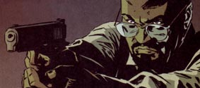 Gotham Central 4: The Quick and the Dead - Renee Montoya