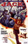 Jack of Fables 1: The (Nearly) Great Escape