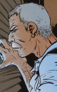 Batman: Year 100 - Jim Gordon