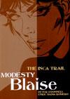 Modesty Blaise: The Inca Trail