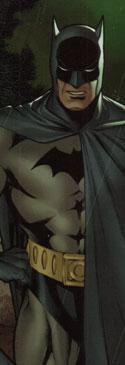 Superman/Batman 3: Absolute Power - Batman