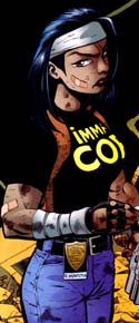 Gotham Central 2: Half a Life - Montoya