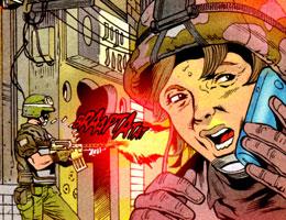 Army@Love 1: The Hot Zone Club - Switzer