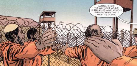 Aaron and Ahmed - Guantanamo Bay