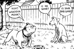 Good Dog - Ivan and Kirby