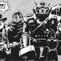 ABC Warriors: The Mek Files 01