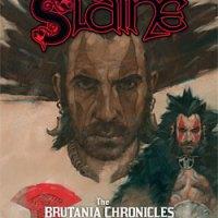 Slaine: The Brutania Chronicles Book 1 - A Simple Killing