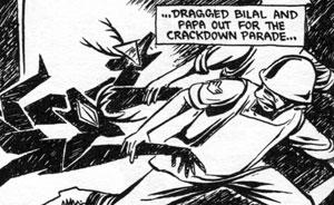 Munnu - crackdown
