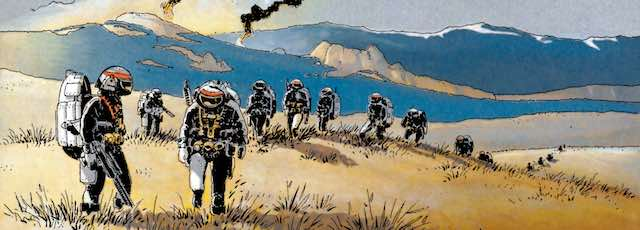 Joe Haldeman's The Forever War