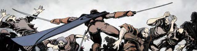 Captain Kronos: Vampire Hunter by Dan Abnett and Tom Mandrake
