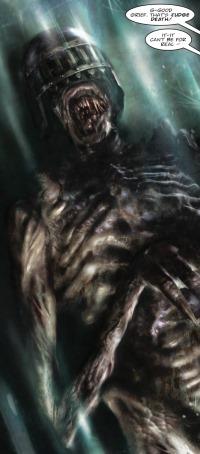 John Wagner and Nick Percival's Dark Judges: Dominion