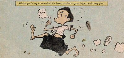 Charlie Chan Hock Chye playing games as a child in The Art of Charlie Chan Hock Chye by Sonny Liew