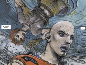 Monster by Enki Bilal