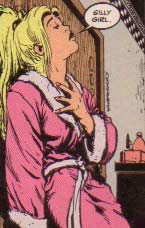 Barbie in The Sandman: A Game of You