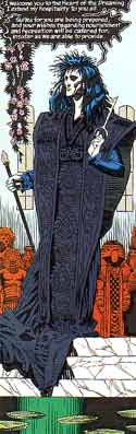 Morpheus in The Sandman Volume 4: Season of Mists