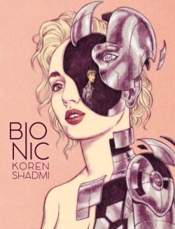 Bionic cover by Koren Shadmi