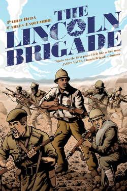 The Lincoln Brigade cover