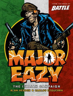 Major Eazy: The Italian Campaign cover