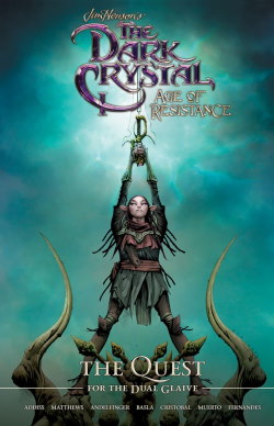Jim Henson's Dark Crystal: Age of Resistance cover