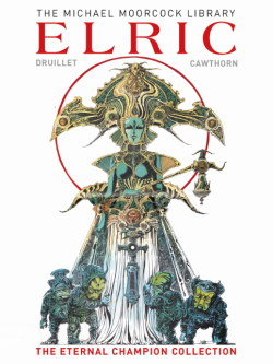 Elric: The Eternal Champion cover