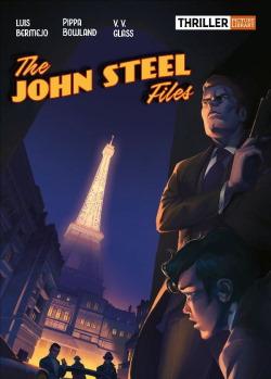 The John Steel Files cover