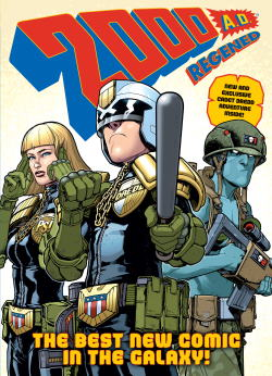 2000 AD Regened cover