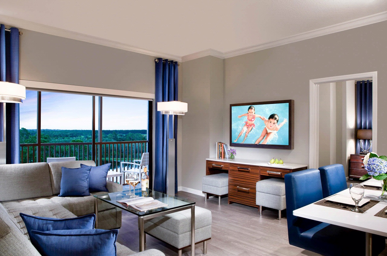 One Bedroom Suites in Orlando  The Grove Resort  Spa