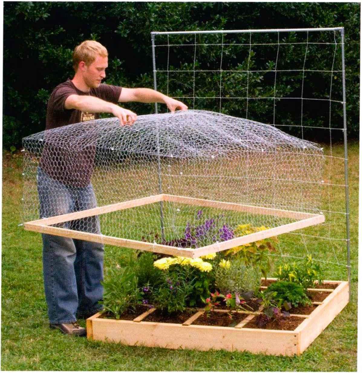 How Build 4x4 Garden Box
