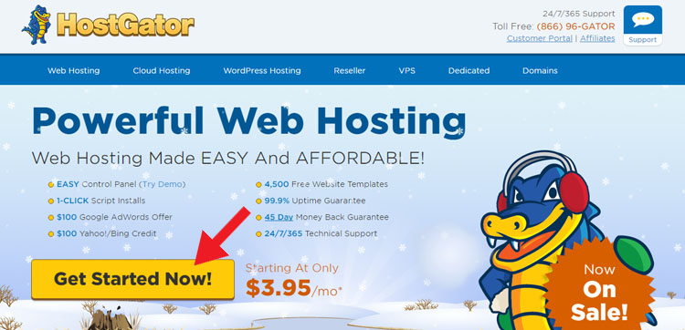 HostGator-get-started