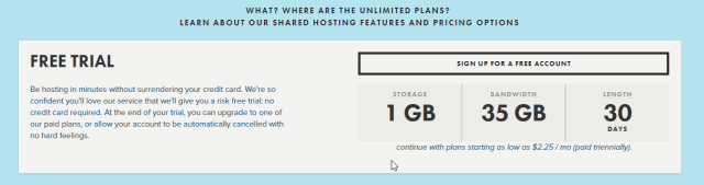 LithiumHosting Free Trial