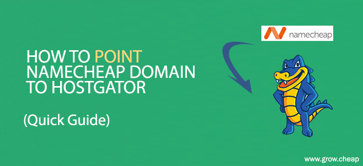 How To Point NameCheap Domain To HostGator (Quick)
