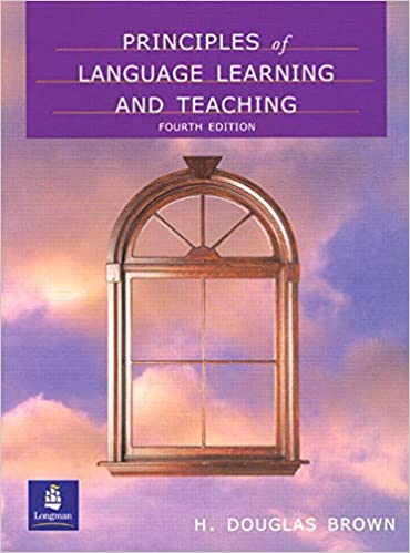 Featured Resource: Brown's Principles of Language Learning