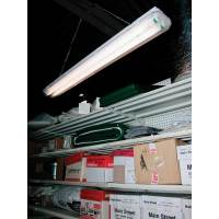 4' Wet Location Light Fixture - 32W T-8 120V - Growers Supply