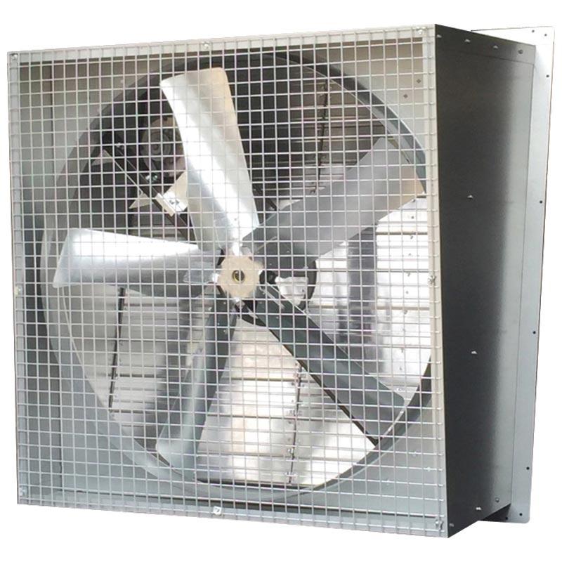 42 ValuTek Slant Wall Exhaust Fan  1 Speed  Growers Supply