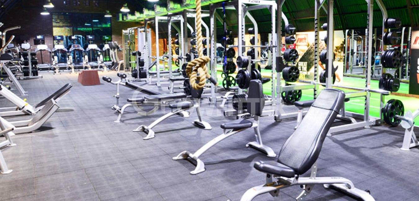 Rush Fitness Ballygunge  Kolkata  Gym Membership Fees