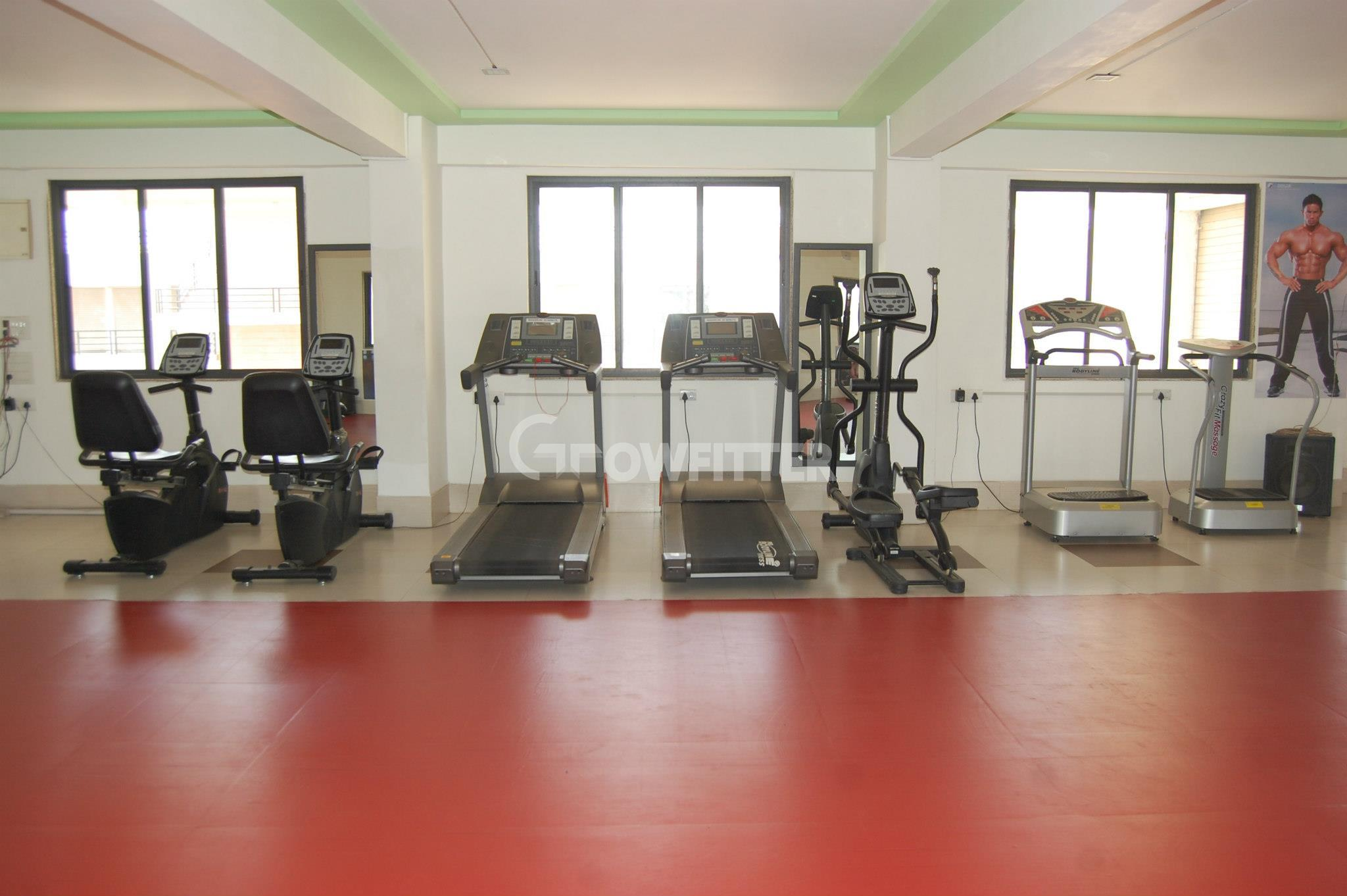 Oxygen Gym Nikol Ahmedabad Gym Membership Fees