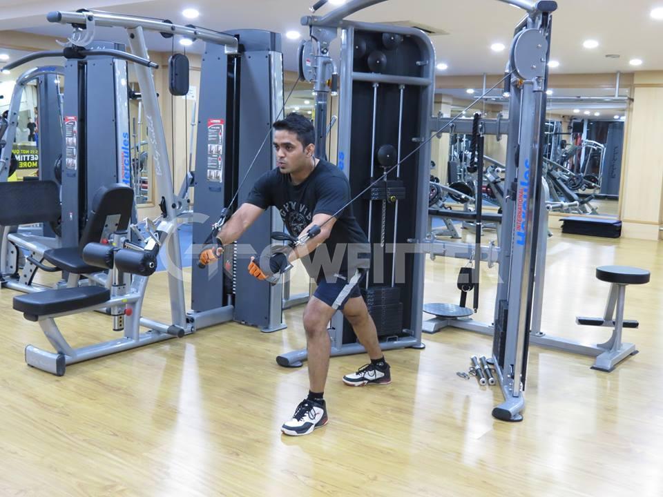 Fuerza The Fitness Squad Koramangala Bangalore Gym