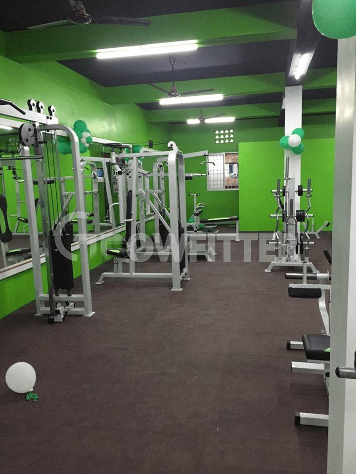 Baseko Fitness Guindy Chennai Gym Membership Fees